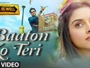 Baaton Ko Teri _All is Well [2015] Abhishek & Asin  720p HD
