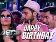 Happy B'day _ ABCD 2 [2015] Varun Dhawan - Shraddha Kapoor 720p HD