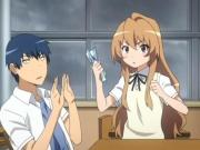 Toradora! - Episode 08