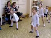 Funny Little Kids Dancing