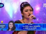 NANDITA - Gala Round (6th Episode) Performance