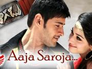 Movie Songs -- Aaja Saroja Video Song -- Super Star
