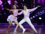 Darshil safari and avnit in jhalak dikhal aaja