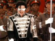 Michael Jackson: History soldiers