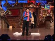 Krushna and Sudesh welcomes Karisma Kapoor