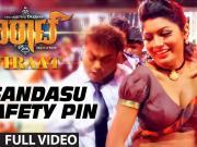 Gandasu Safety Pin_Viraat [2016] Viraat __ Darshan, Isha Chawla, Vidisha 720p HD