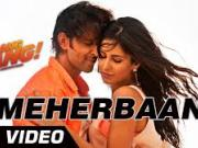 Meherbaan Video Song – Bang Bang (2014) Ft. Hrithik_