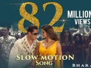 Bharat: Slow Motion Song | Salman Khan, Disha Patani | Vishal & Shekhar Feat. Nakash A , Shreya G
