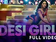 Desi Girl  _ Saahasam [2016] Lakshmi Menon _ Prashanth, Nargis Fakhri 720p HD