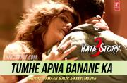 Tumhe Apna Banane Ka VIDEO Song - Hate Story 3