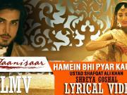 Hamein Bhi Pyar Kar Le - Jaanisaar [2015] 720p HD