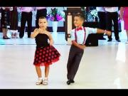 incredibly talented kids dancing
