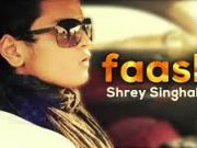 Faasle Shrey Singhal- Official Full HD Video - Songs 2014