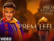 Prem Leela_Prem Ratan Dhan Payo Sonam Kapoor_HD