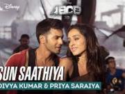 Sun Saathiya - Disney's ABCD 2 [2015] Ft Varun Dhawan,Shraddha Kapoor 720p HD