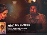 Agar Tum Saath Ho FULL AUDIO Song _ Tamasha _ Ranbir Kapoor, Deepika Padukone _ T-Series