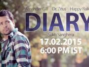 Diary-Amrinder Gill (2015) [Full Video Song] 720p HD