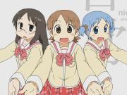 Nichijou-Episode-1