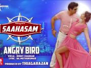 Angry Bird Penne _ Saahasam [2016] Mohit Chauhan _ Prashanth 720p HD