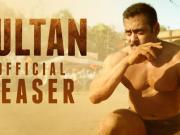 SULTAN Official Trailer Salman Khan Anushka Sharma
