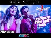 Neendein Khul Jaati Hain_Hate Story_3 [2015] 720p HD