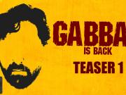 Gabbar is Back   ft Akshay Kumar & Shruti Haasan Teaser 1