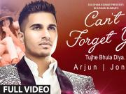 Arjun - Can't Forget You (Tujhe Bhula Diya) ft. Jonita Gandhi
