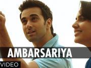 Ambarsariya Fukrey Song By Sona Mohapatra Pulkit Samrat Priya Anand