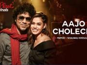 Aajo Cholechi - Papon, Shalmali