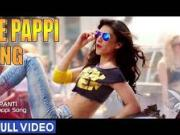 Heropanti _ The Pappi Song Video _ Tiger Shroff, Kriti Sanon _ Manj Feat_ Raftaar[