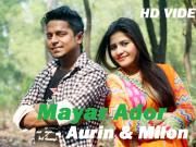 Mayar Ador (2015) - Aurin & Milon - 720p  Full HD