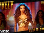 Lovely  Happy New Year 2014 Item Video  ft Deepika Padukone, Shah Rukh Khan  HD