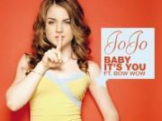 JoJo - Baby It's You
